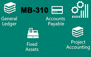 MB-310: Dynamics 365 for Finance and Operations Financials