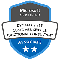 Business Applications Microsoft Certified Dynamics 365 Customer Service Functional Consultant Associate Exam MB-230 Microsoft Dynamics 365 for Customer Service