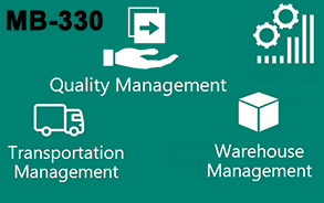 MB-330 Dynamics 365 for Finance and Operations Supply Chain Management