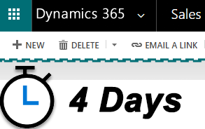 Dynamics 365 for Sales Rapid 4-Day Implementation Plan