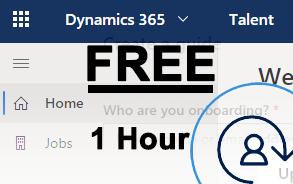 FREE Dynamics 365 for Talent 1 Hour Assessment