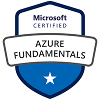 Azure Fundamentals Certification Badge Exam AZ-900 Microsoft Azure Role Based Certification Training
