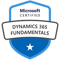 Business Applications Microsoft Certified Dynamics 365 Fundamentals Badge Exam MB-900