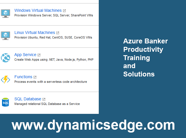 Azure SaaS Training Solutions for Banking and Capital Markets Case
