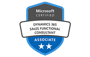 MB-210 Dynamics 365 for Sales