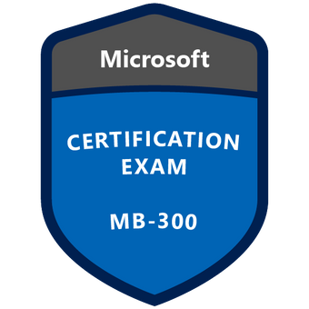 Badge Exam MB-300